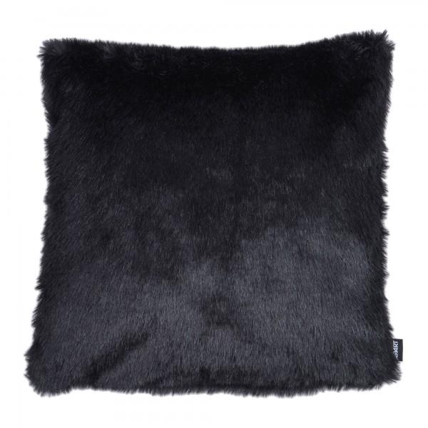 Kissenhülle LUPO 40x40 cm Schwarz