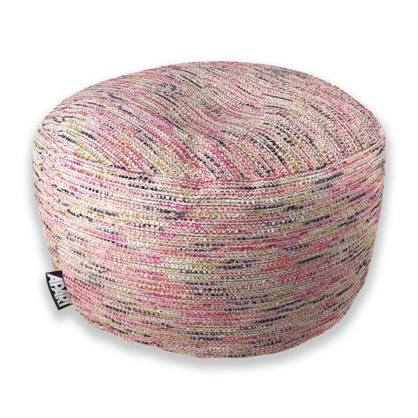 APART Pouf bellavista pink