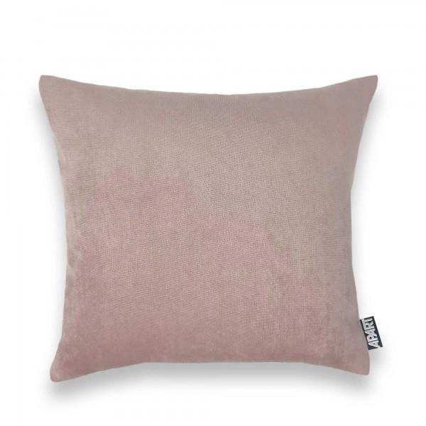 APART Kissenhülle BUDAPEST 40x40 cm Rosé