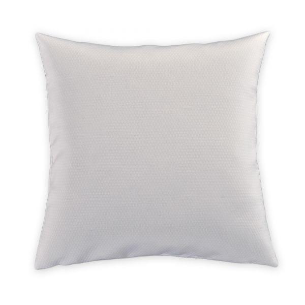 Kissenhülle PIQUE 40x40 cm weiß