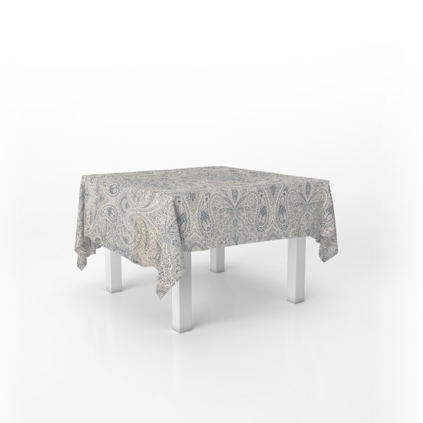 APART Tischdecke Kaschmir blau