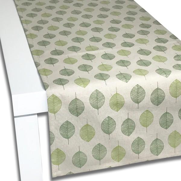 Tischläufer LEAFS 50x150 cm