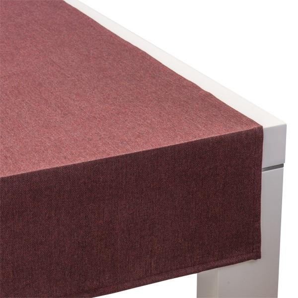 Outdoor-Tischläufer GRANAT 45x150 cm