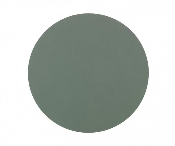 Tischset Circle L Lind 40 cm rund pastelgreen