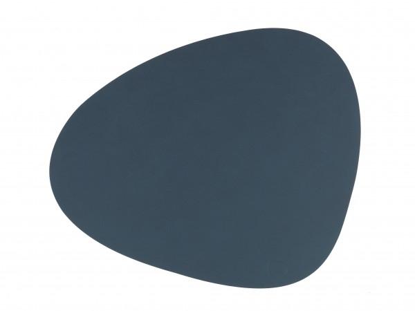 LindDNA Tischset Curve L Blue