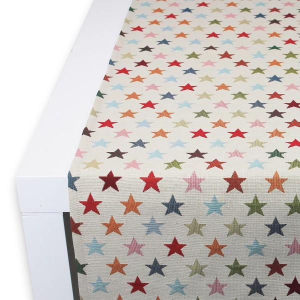 APART Tischläufer MULTISTARS 45x150 cm