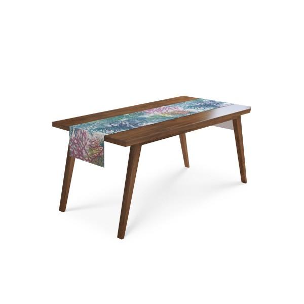 Tischläufer CORAL 50x150 cm