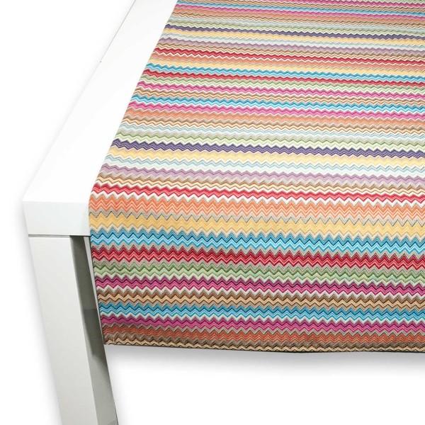 Tischäufer DORIAN 60x150 cm Bunt