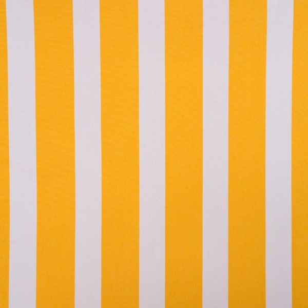 Outdoorstoff Medium Stripes Sonne