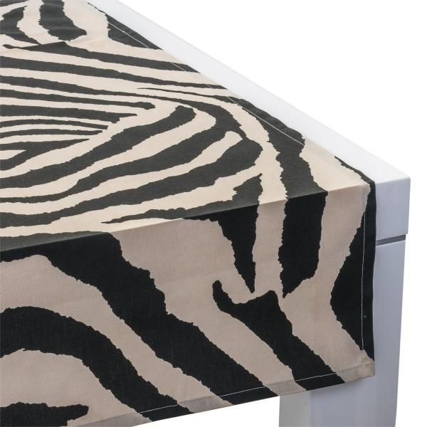 Outdoor-Tischläufer ZEBRA 45x150 cm
