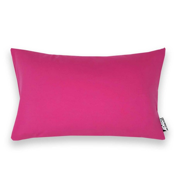 Jerseykissenhülle MIA 25x40 cm Pink