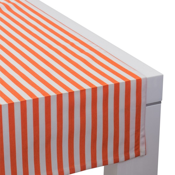Classline STRIPES Creme/Orange by APART