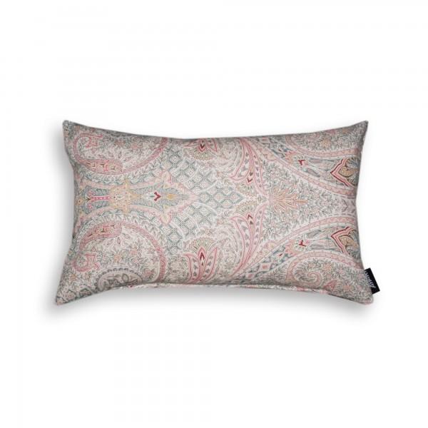 Kissenhülle KASCHMIR im Paisleydesign 25x40 cm - ideal als Nackenkissen
