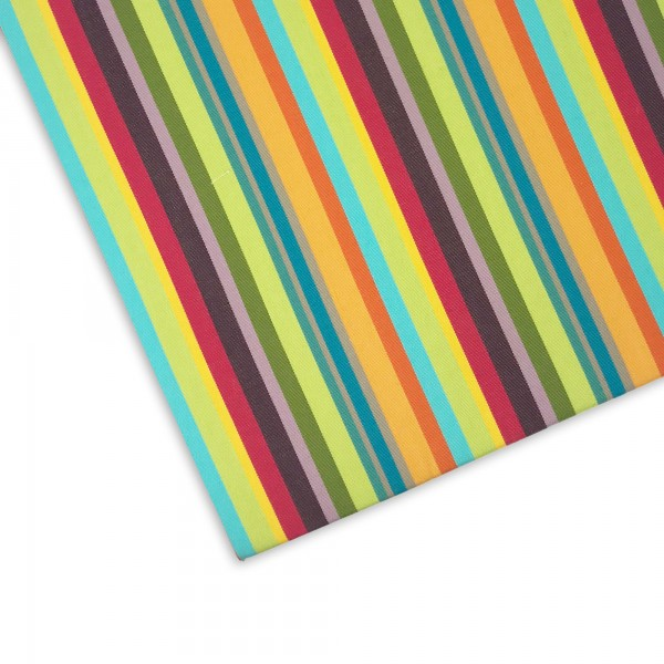 Outdoor Sitzkissen 40/40/2cm Multistripes 2019