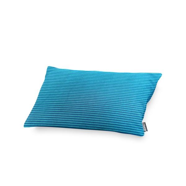 APART Jersey Kissenhülle Stripes blau
