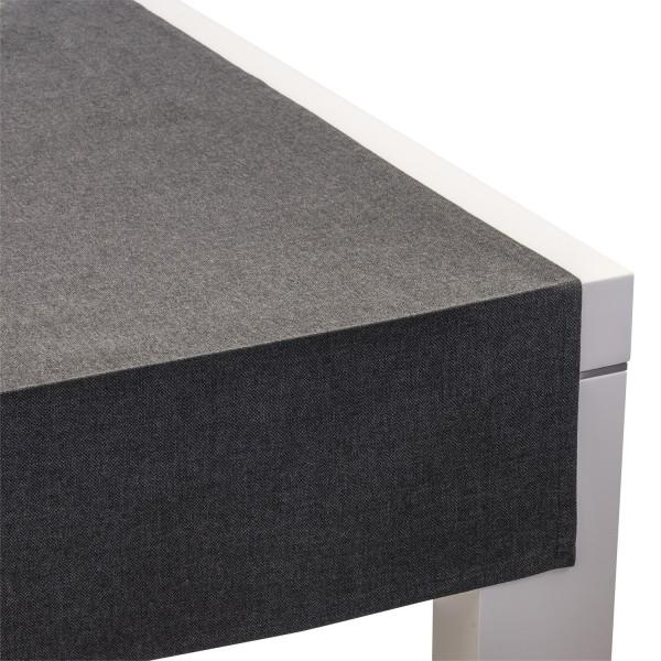 Outdoor-Tischläufer GRAPHIT 45x150 cm
